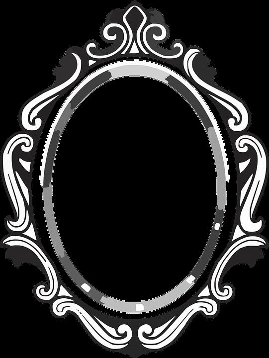 Etonnant Cadre Miroir Espejo Dibujo Marcos Para Espejos Marcos De Cuadros