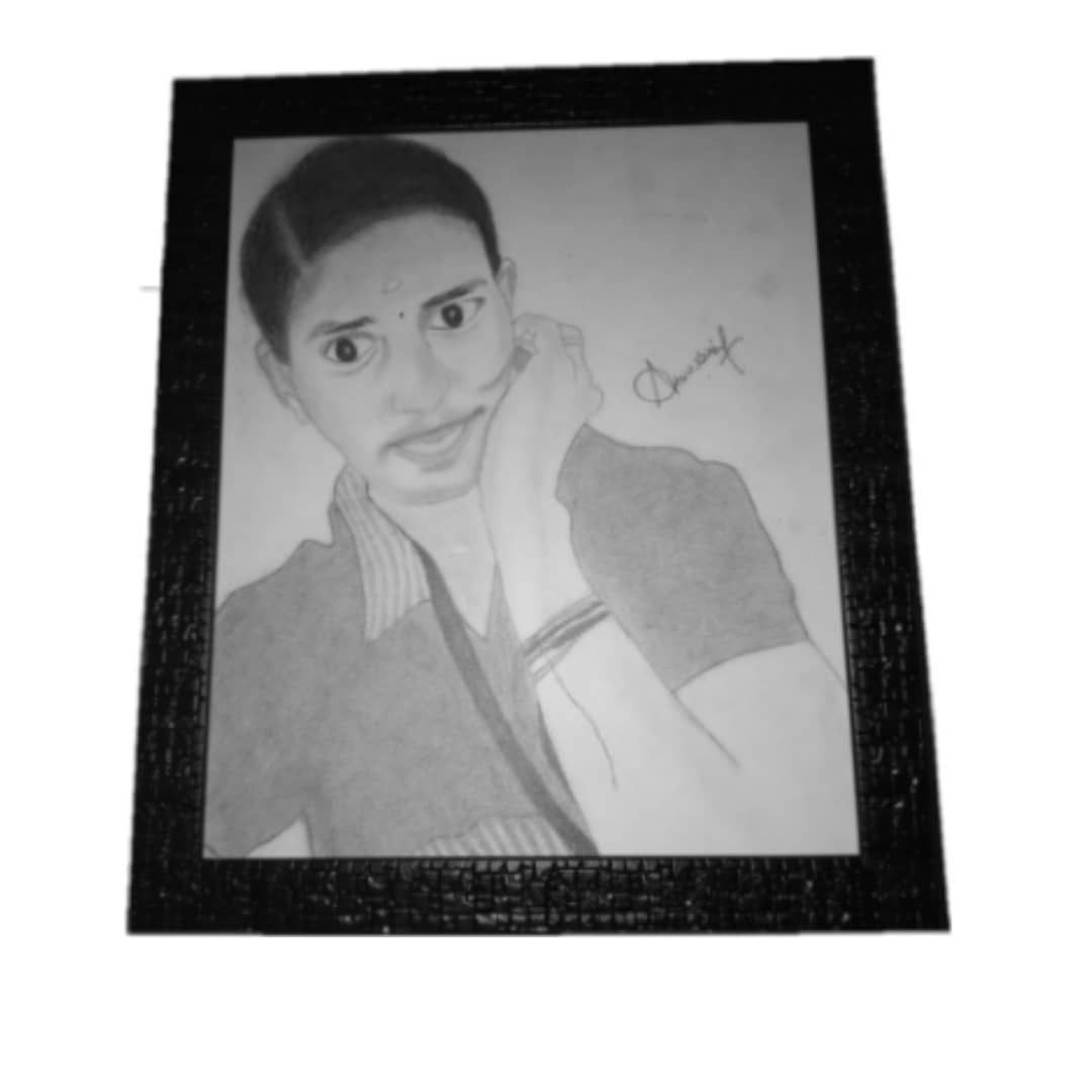 Single portrait image for pencil drawing #drawing #painting #dailyartwork #drawinglook #dofollow #sketching...