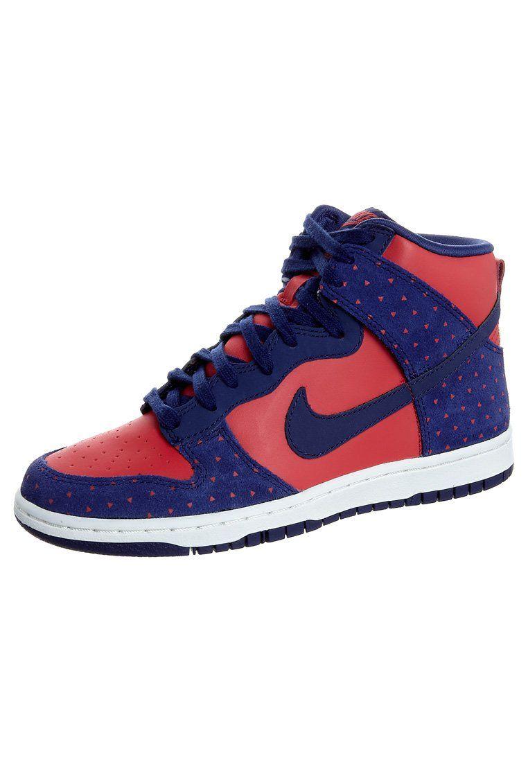 brand new cc4bb 6c2e4 Nike Sportswear - WMNS NIKE DUNK HI - Baskets montantes - multicolore