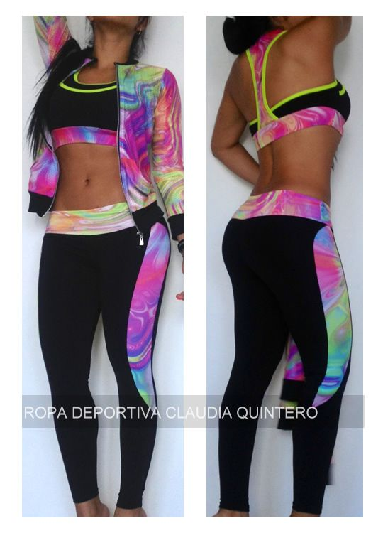 Conjunto Deportivo 3 Piezas top-capri-chaqueta  2d28d6214795