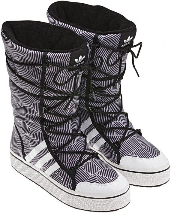 28f00a7f4e3f Adidas Originals Women s Winter Boots