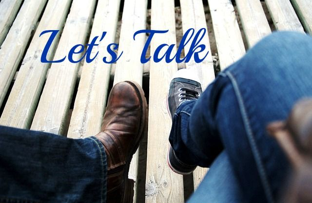 Let's Talk Conversations With Jesus