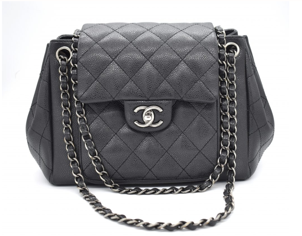 6d0625151e25 All the Chanel, all the time. Rent this Chanel quilted caviar hobo bag from  DesignerShare.