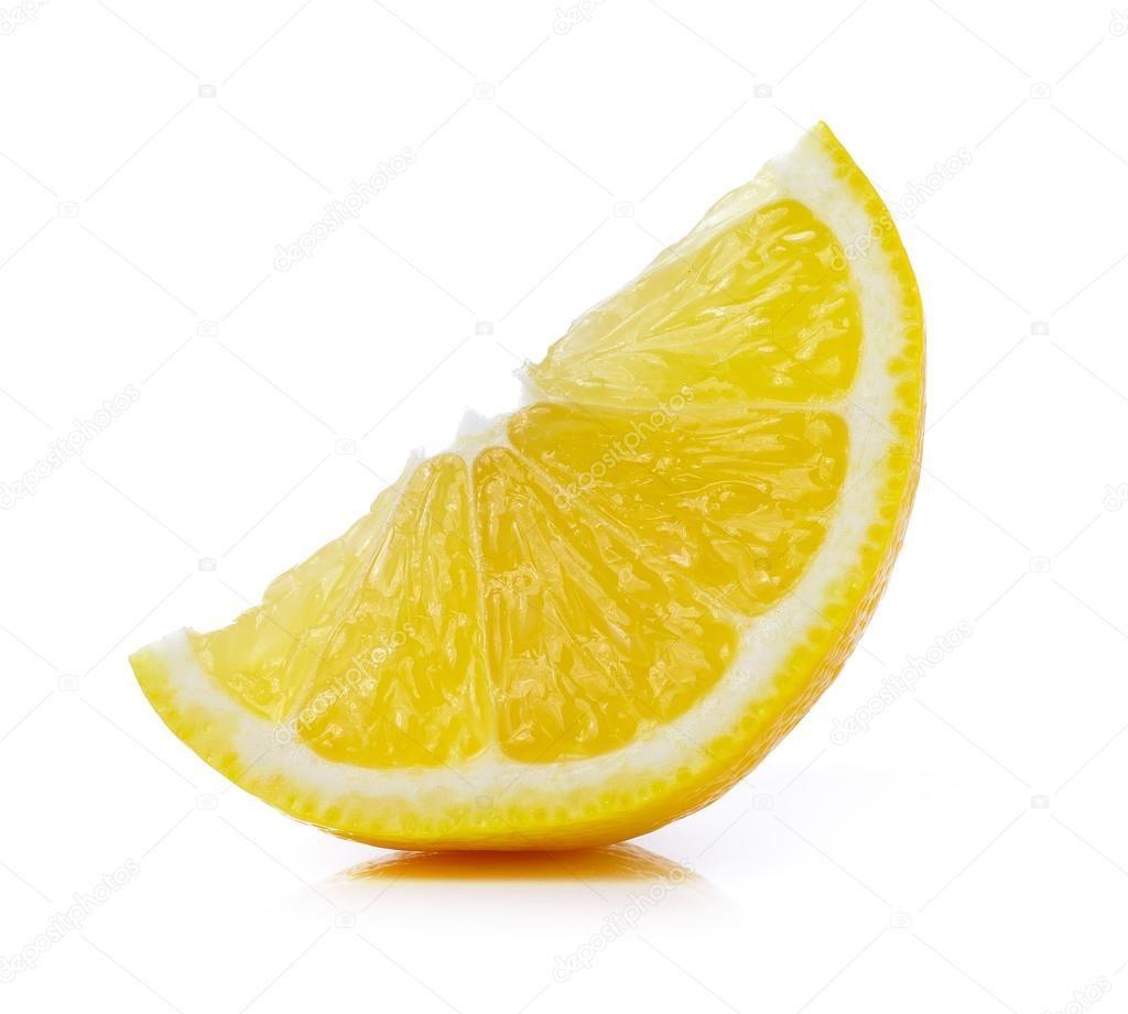 Fresh Lemon Slices Isolated On White Background Stock Photo Sponsored Slices Isolated Fresh Lemon Ad White Background Stock Photos Fresh Lemons