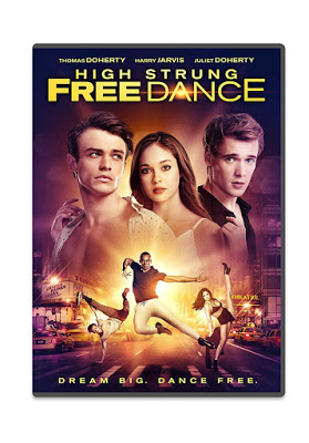 DVD & Blu-ray: HIGH STRUNG FREE DANCE (2018) in 2020 | Dance dreams, Dance,  Picture movie