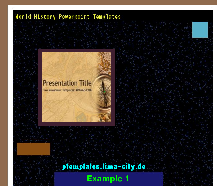 World History Powerpoint Templates Powerpoint Templates