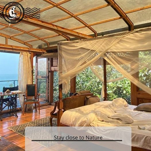 If you're looking for luxury resort in Lonavala with jungle theme look no further than The Machan. Live in 45 feet tall tree houses amidst nature at its best. #resortinlonavala #treehouse #treehouseresort #coupleresortinlonavala #themachan #spa #honeymoonresortinlonavala #familyresortinlonavala #treehousehotel #romanticresort #resort #luxuryresortinlonavala #forestresortinlonavala