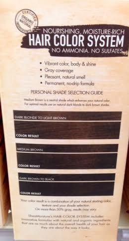 Sheamoisture Medium Brown Hair Color