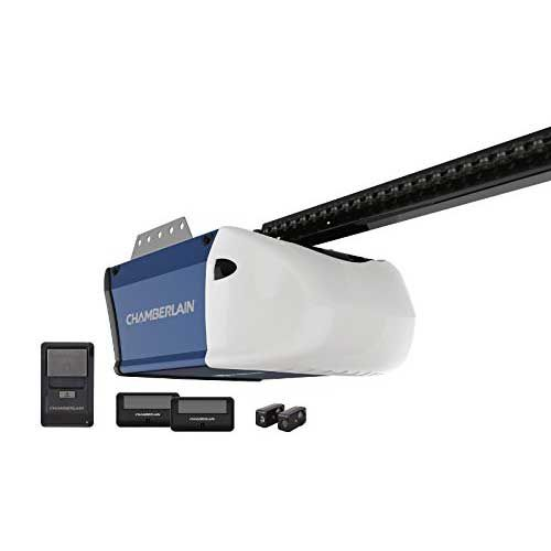 2.BEST GARAGE DOOR OPENER CONSUMER REPORTS: Chamberlain