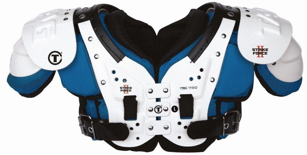 football shoulder pads youth