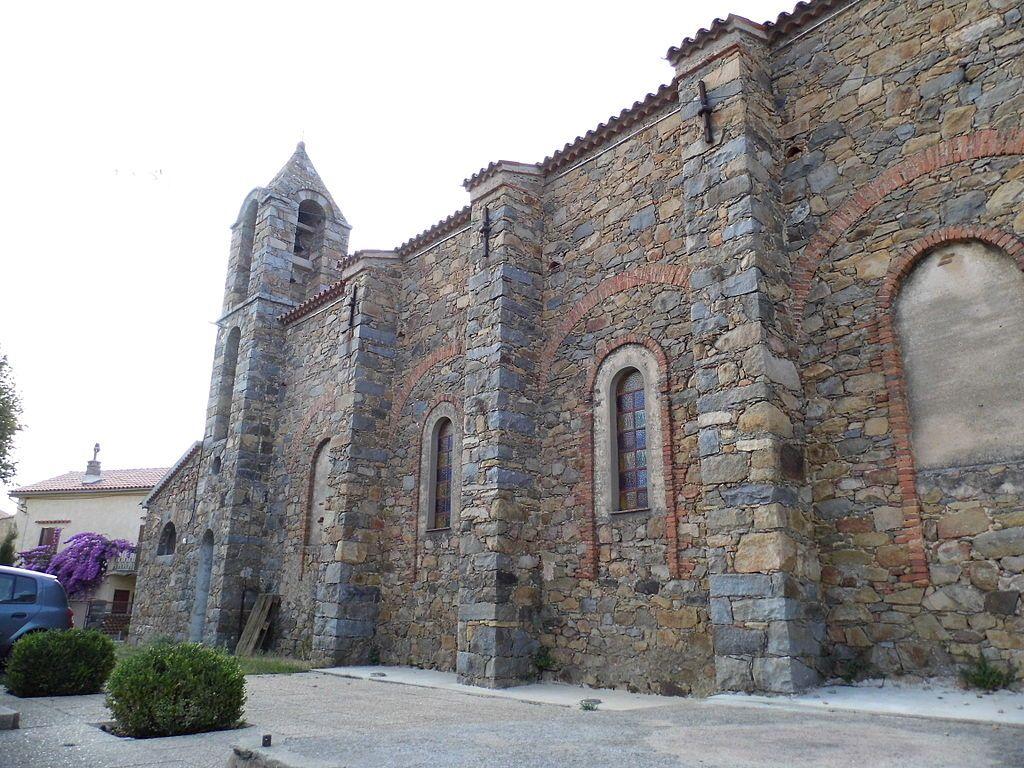Sari-Solenzara - Église