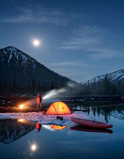 The Best Winter Camping Tents For 4 Season Adventure ...