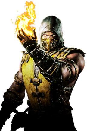 Scorpion Mortal Kombat Tattoo Scorpion Mortal Kombat Mortal Kombat