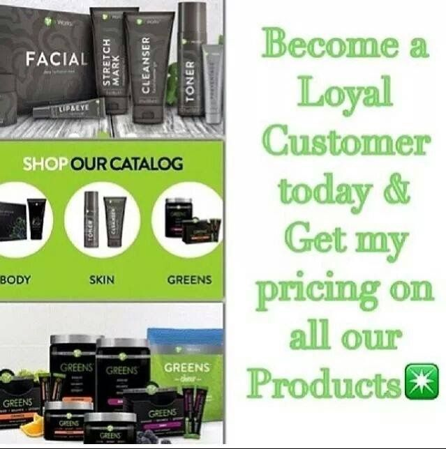 I love these products and you  get my pricing when you become a loyal customer. www.transformationtogether.com