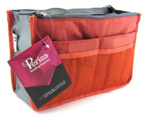 Periea Handbag Organizer 12 Compartments Chelsy C