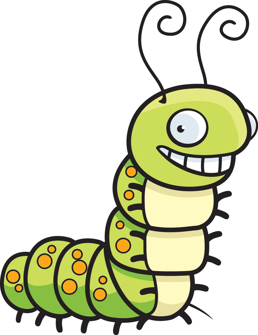 caterpillar butterfly clipart - Google Search | crafts! Ideas! make ...