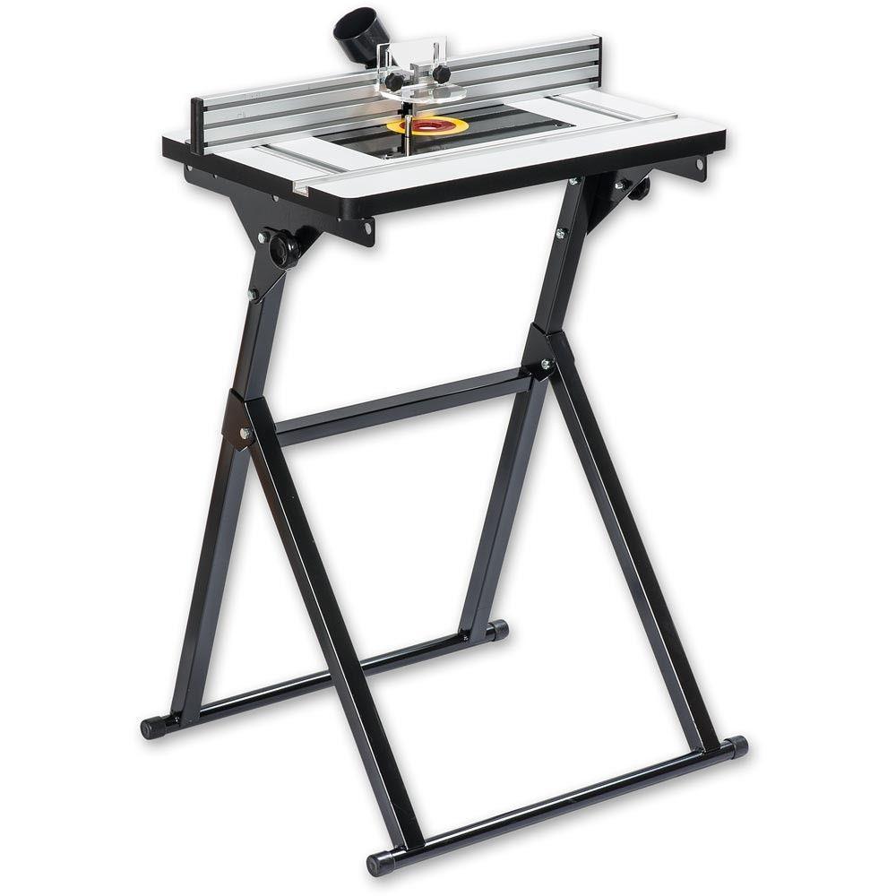 Axminster folding router table kit