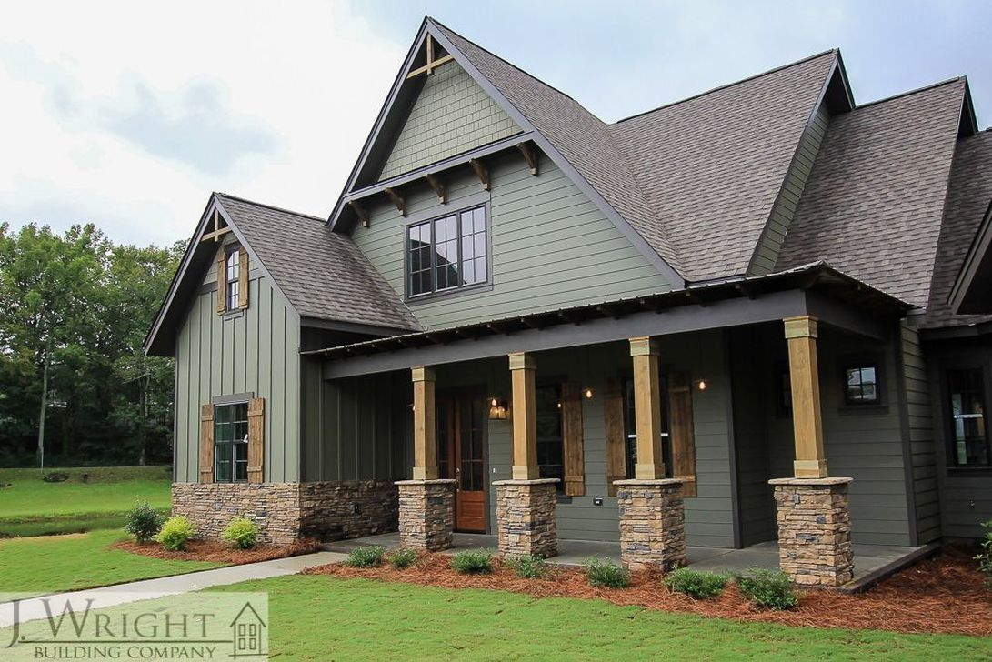30+ Outstanding Exterior House Trends Ideas For 2019 #exteriorhousecolors