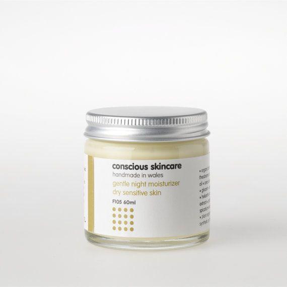 organic face cream for sensitive skin