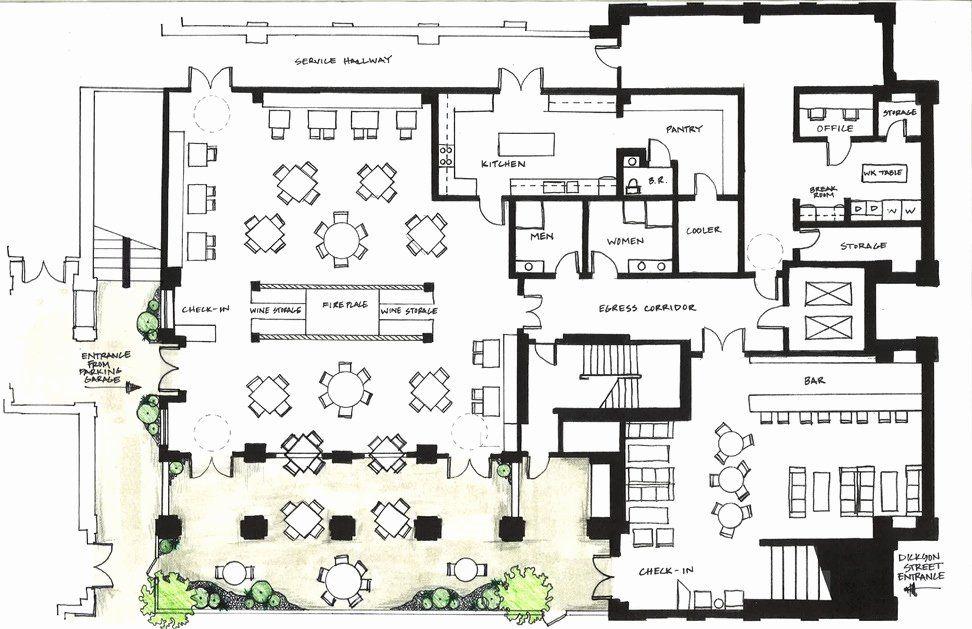 Restaurant Floor Plan Template Best Of Hotel Floor Plan
