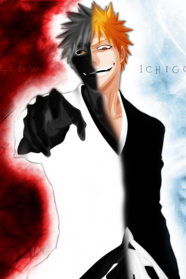 Anime Bleach Ichigo Bleach Ichigo Bleach Anime Evil Art