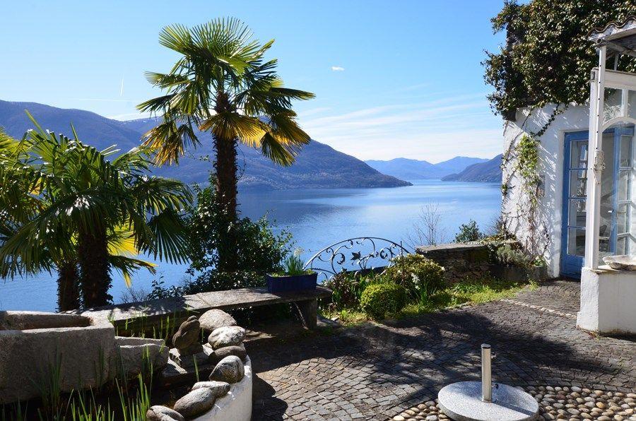 Bauland mit renovationsbedürftiger Villa - Ronco sopra Ascona, Schweiz - Wetag Consulting