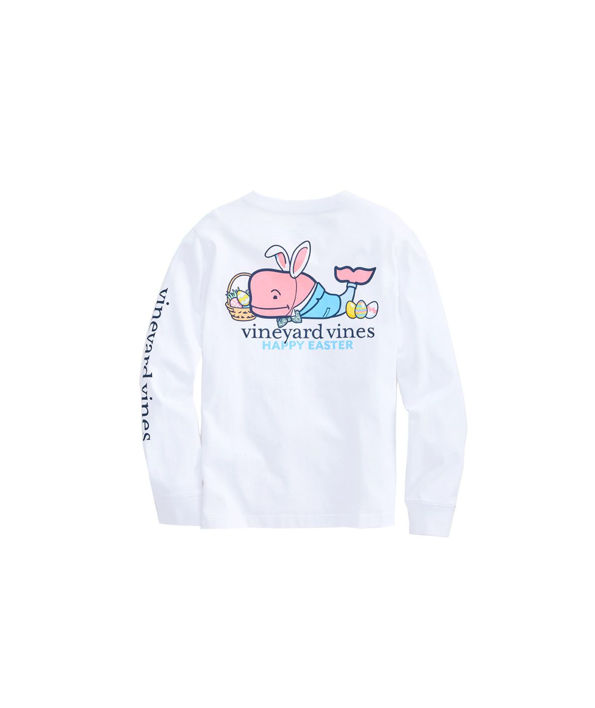 b24cdf8cb Boys Long-Sleeve Boys Easter Whale T-Shirt | Big Boy Teddy | Shirts ...