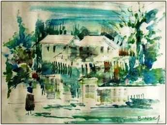 Great Artist From Bermuda Bermuda Art Caribbean Art Beach Art