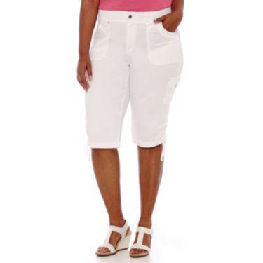 eb9a341f35b Blu Sage Short-Sleeve Drape-Back Gown. Gloria VanderbiltCargo PantsType  4Dressing. jcp