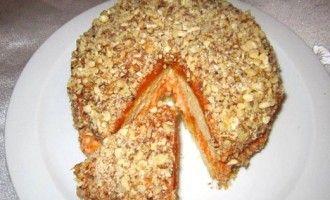 Balkabaklı Yaş Pasta Tarifi