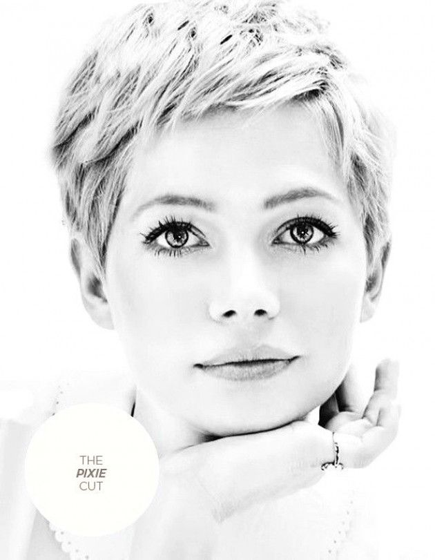 Top 10 Short Haircuts for Round Faces - PoPular Ha