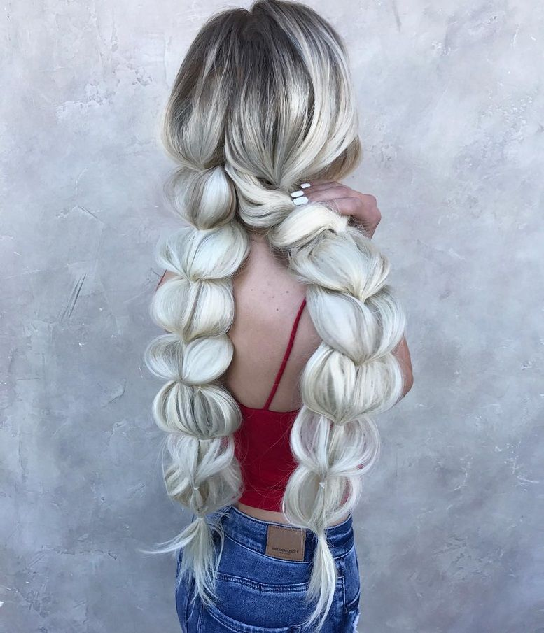 39 Trendy + Messy & Chic Braided Hairstyles
