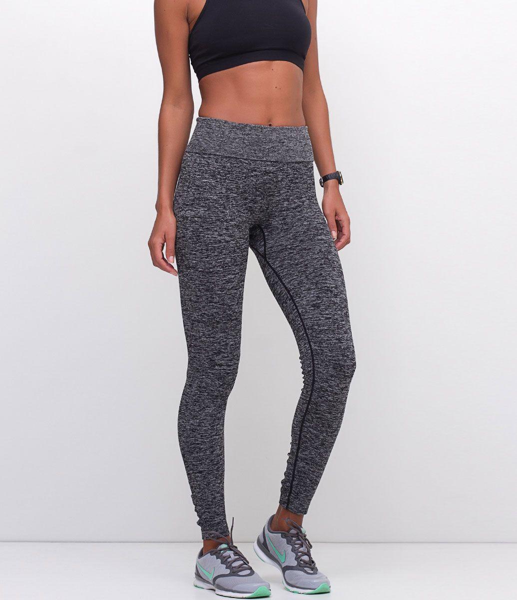 Calça feminina Modelo legging Sem costura Marca  Get Over Tecido  nylon  Composição  55 d470434f088