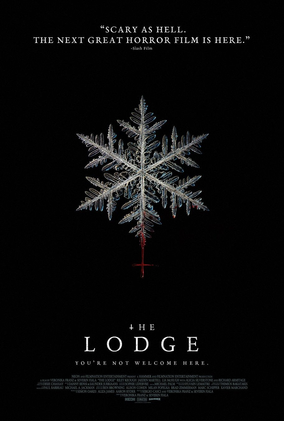 The Lodge Trailer Poster Tease This Year S Hereditary Peliculas Completas Ver Peliculas Completas Peliculas Completas Gratis