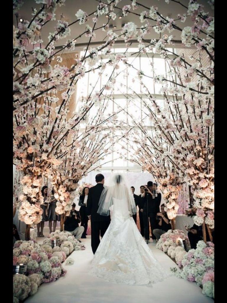Wedding aisle decor ideas diy  Pin by LOVE CLOUDY DAYS on WEDDING DRESSES ETC