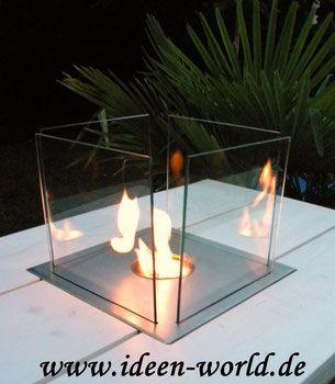 Gartentisch Mit Feuerstelle gartentisch stehtisch mit oder ohne feuerstelle tische aus holz