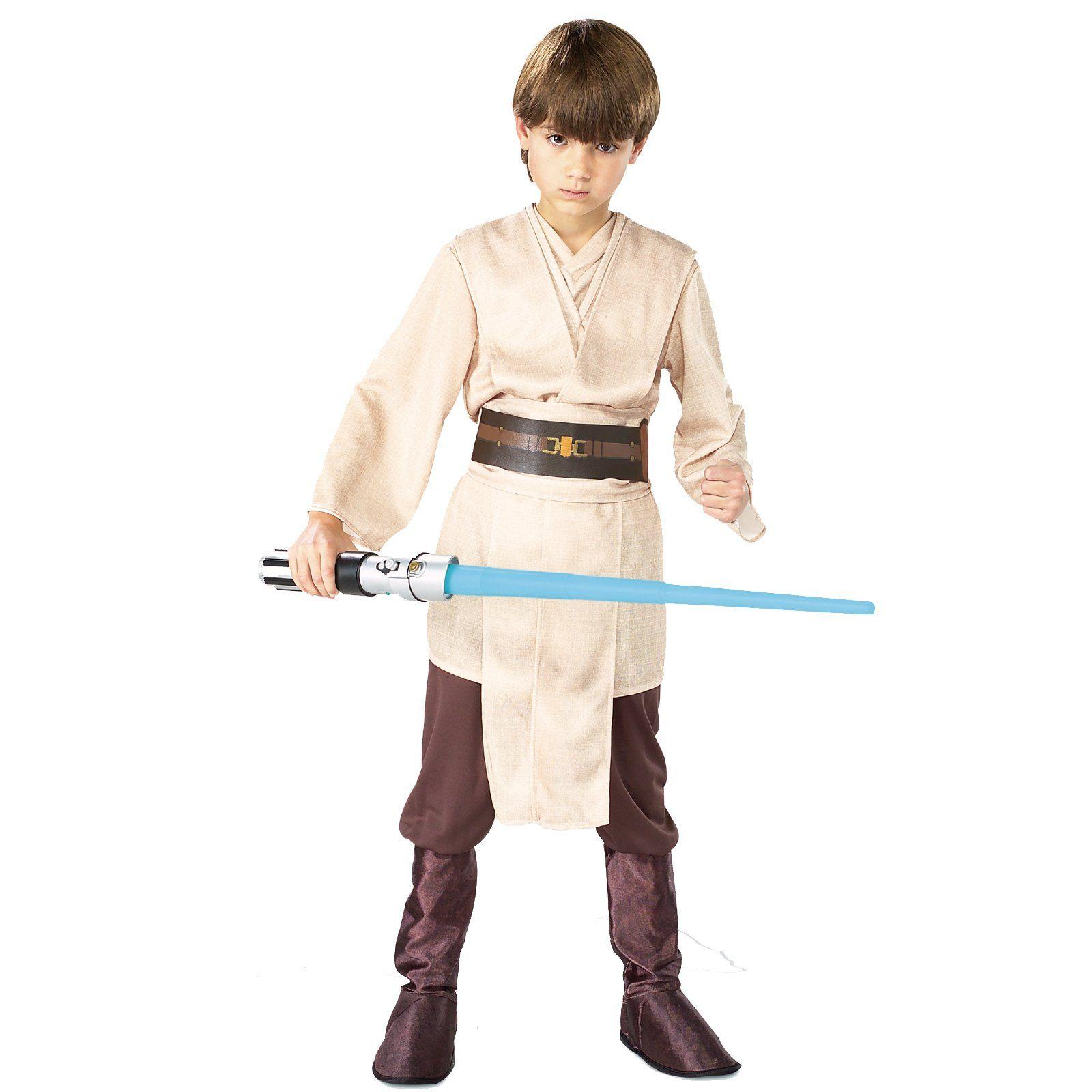 Star Wars Jedi Deluxe Child Costume   Star wars jedi, Children ...