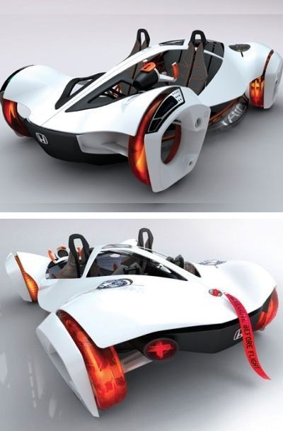 Honda-air--friendly-car- it is going too improve how cars going to work and make… #conceptcars