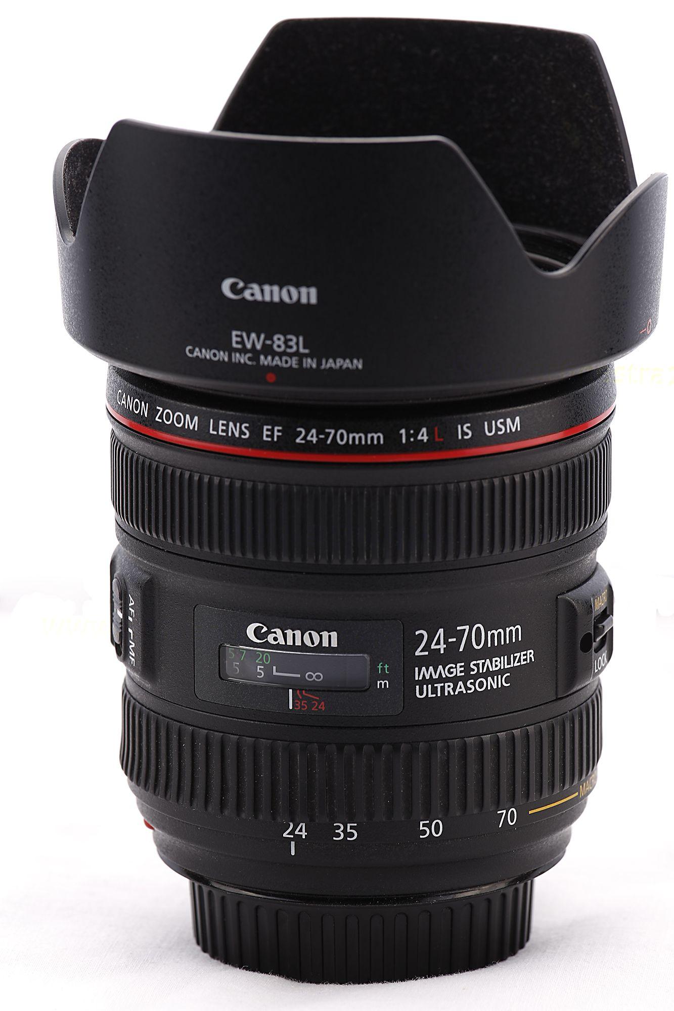 Re Boot Canon 24 70 F4 Is L Series Canon Zoom Lens Camera Gear Studio Equipment