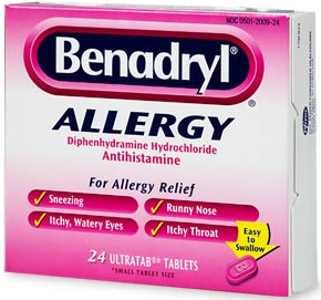 Rite Aid: 6 Free Benadryl Allergy | Camping & Travel