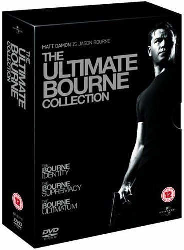 The Ultimate Bourne Collection (3DVD)
