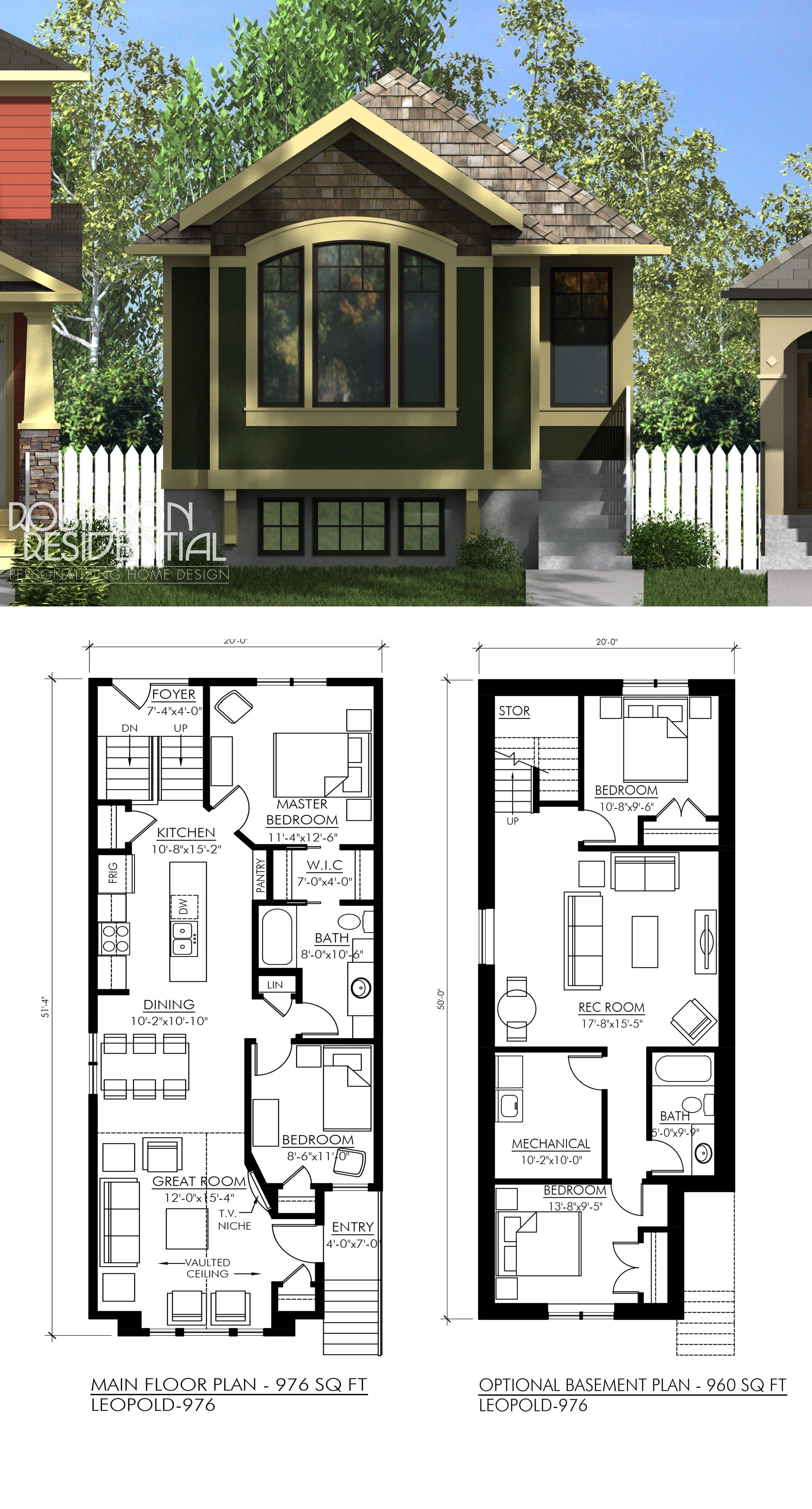 976 sq ft 2 bedroom 1 bathroom household - 1 bedroom basement apartment floor plans ...