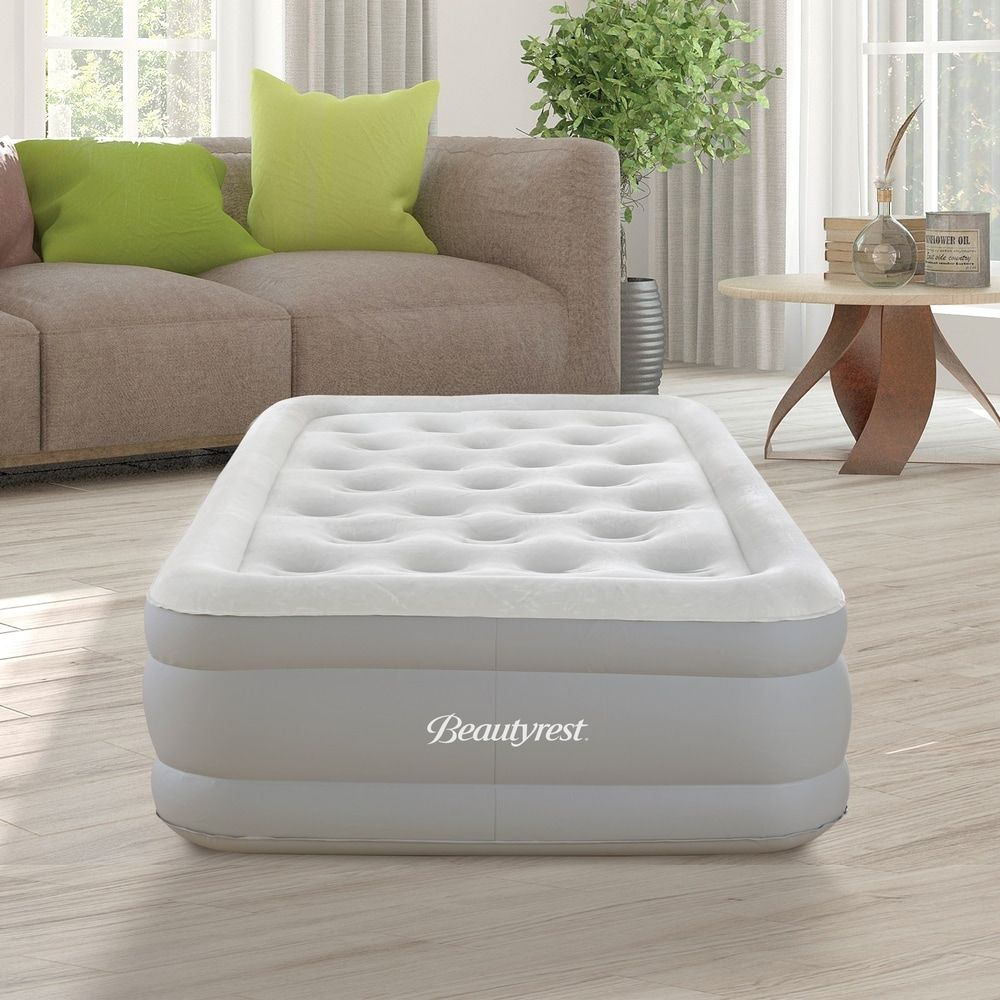 Beautyrest Sky Rise 14inch Twin Size Adjustable Comfort