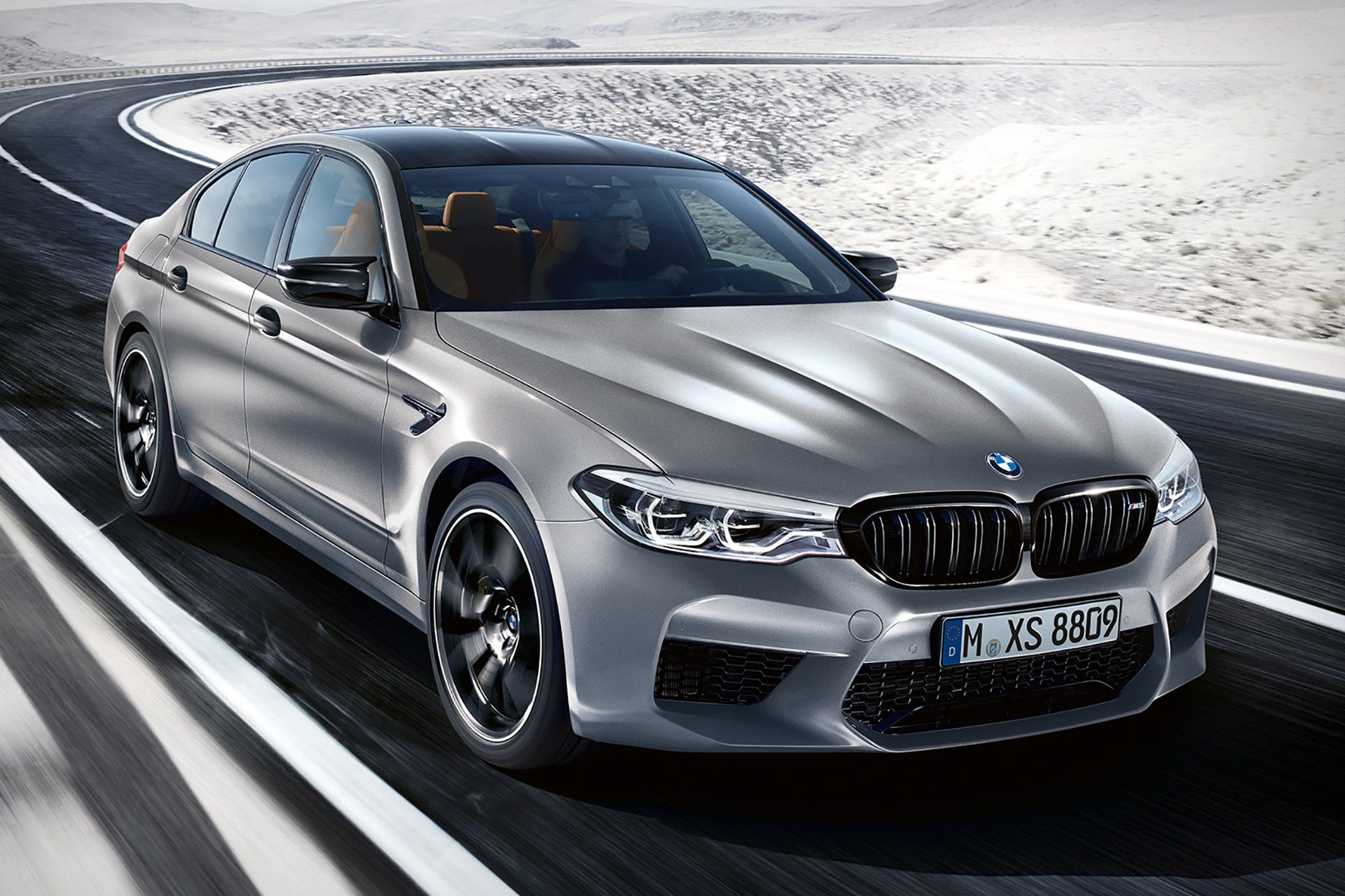 2019 Bmw M5 Competition Sedan Bmw Bmw M5