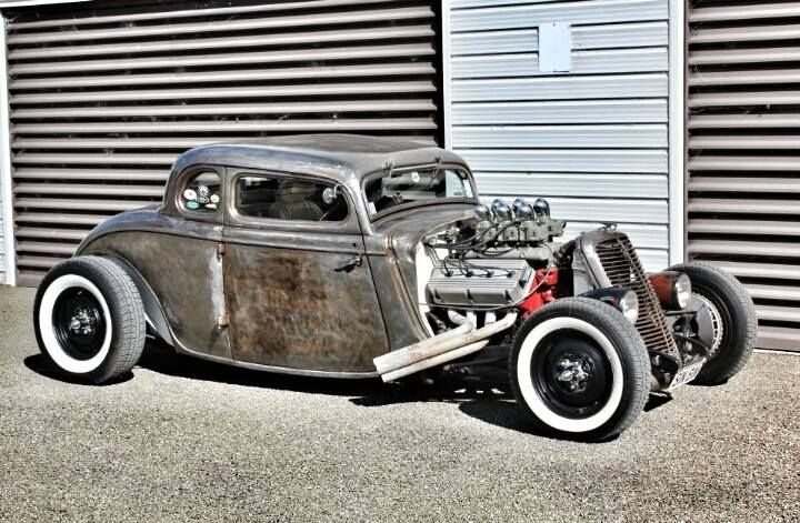 Hot Rod Hot Rods Cars Muscle Hot Rods Rat Rod