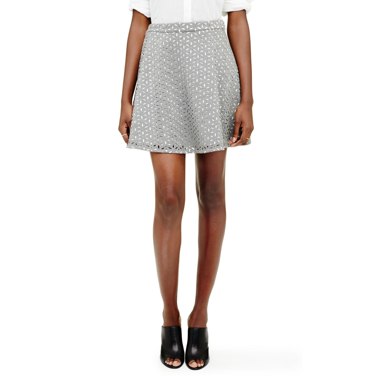 14e395a4f1 Danny Knit Skirt - Mini Skirts from Club Monaco Canada | Club Monaco ...