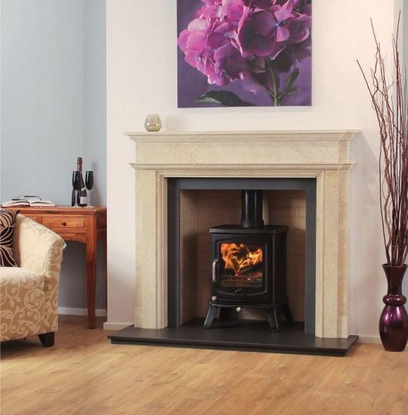 Newman Catalonia Medistone Fireplace Home Fireplace Fireplaces