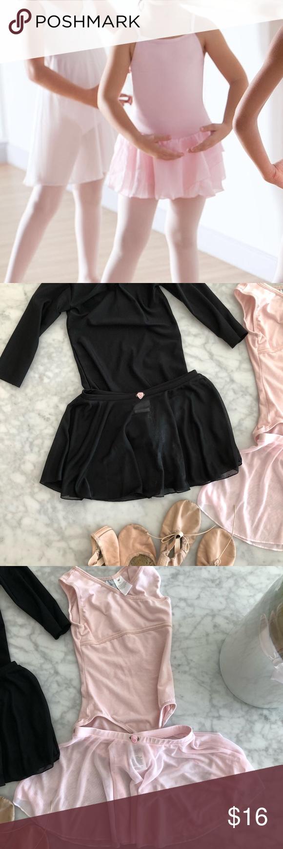 Used black u pink sets including ballet shoes fashion pinterest