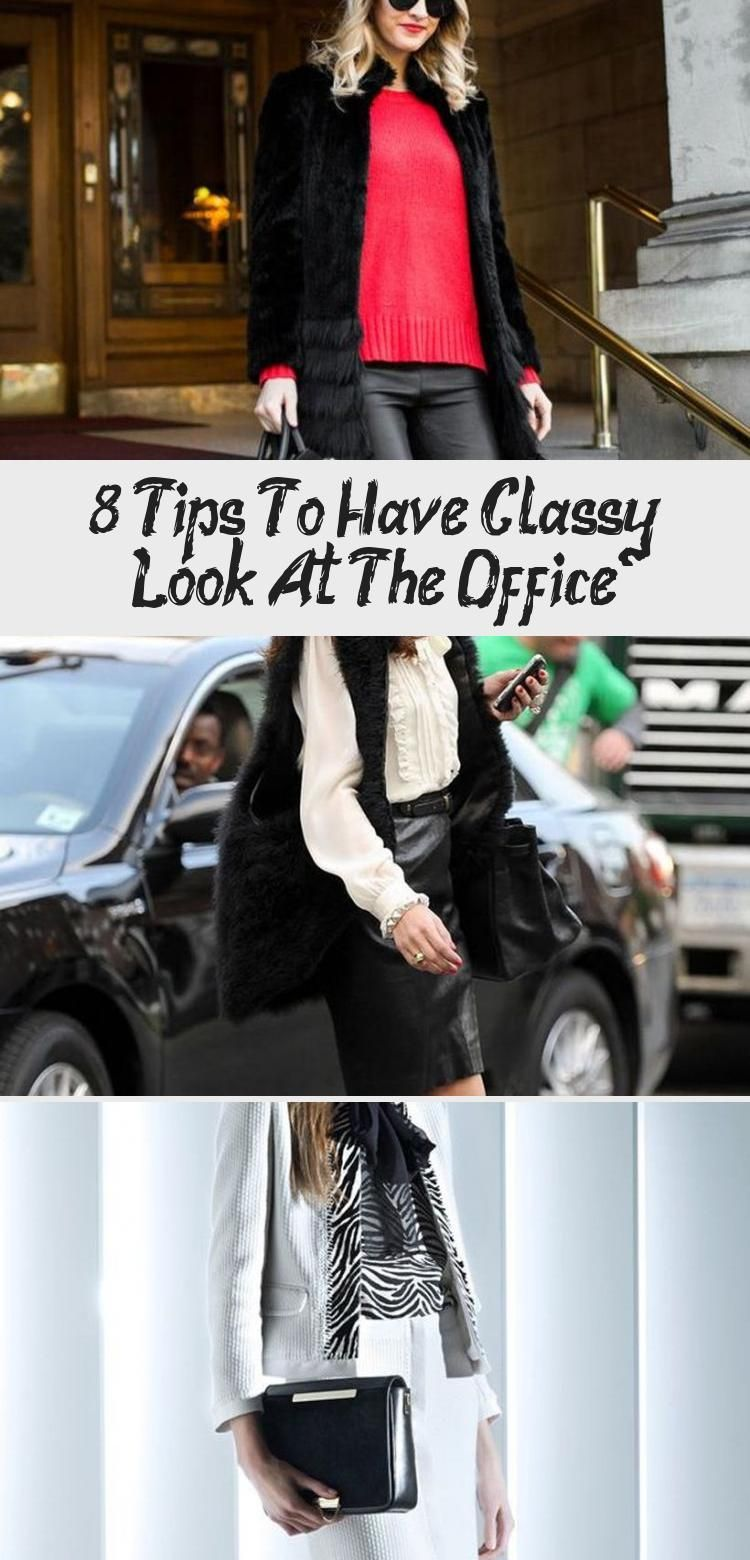 8 Tips to Have Classy Look at the Office #Formal Outfit, # #classylook #officelook #womenfashion #womenoutfit #awesome #hochzeitsmakeupGast #hochzeitsmakeupTutorial #hochzeitsmakeupVideos #hochzeitsmakeupBoho #hochzeitsmakeupGlitzer