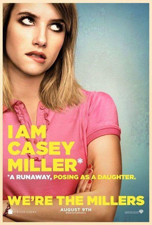 Emma Roberts Somos Los Miller Emma Roberts Peliculas